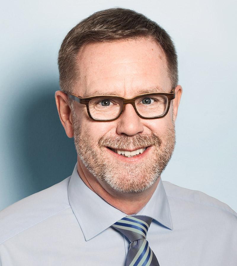 Foto des Bezirksbürgermeister von Charlottenburg